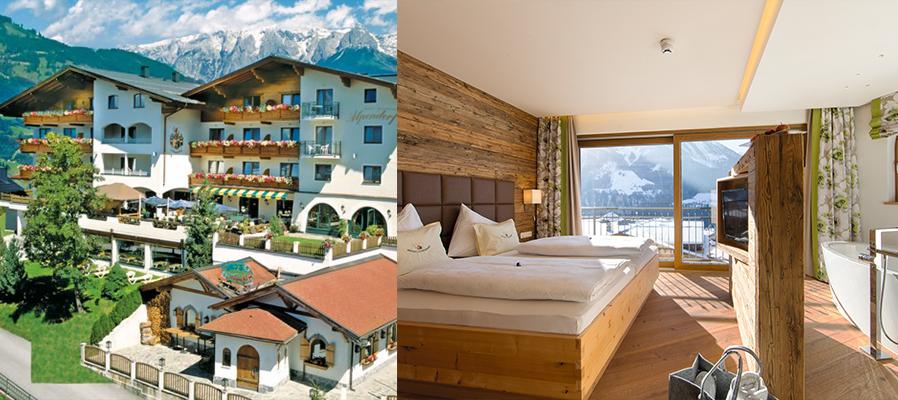 Hotel Alpendorf Titelbild