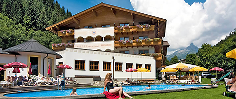 Hotel Alpenhof Filzmoos