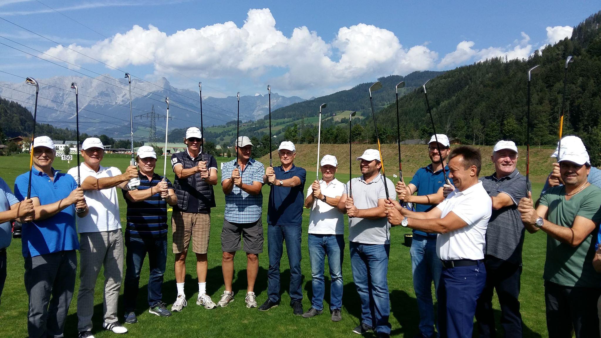 Firmen Golf